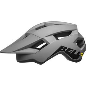 Bell Spark MIPS Fietshelm, matte/gloss gray/black